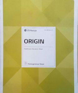 LG Origin